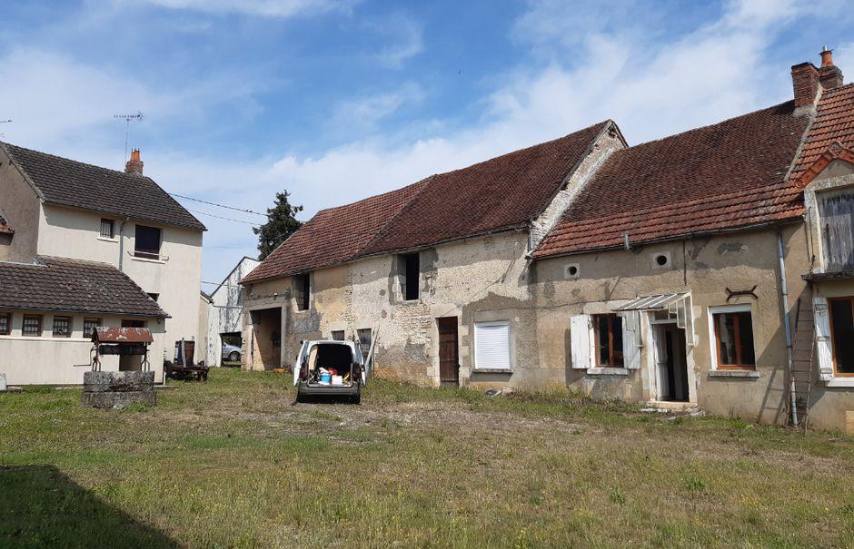 Vente maison 4 pièces 90 m² à Ciez (58220), 84 000 €