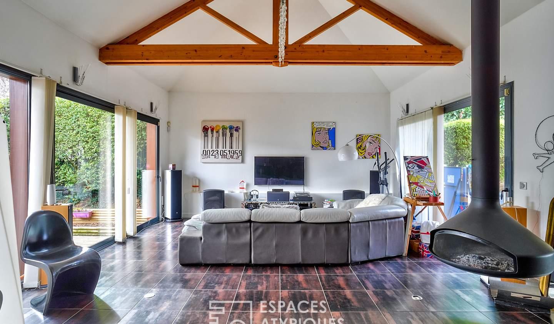 Maison avec terrasse L'Etang-la-Ville