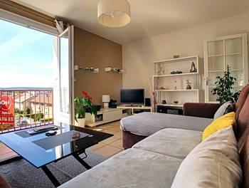 Appartement 4 pièces 76,4 m2