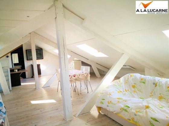 Vente studio 54 m2