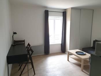 Studio meublé 19,77 m2