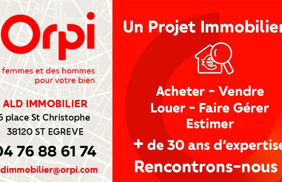 Vente appartement 4 pièces 85.32 m² à Sassenage (38360), 155 000 €