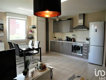 Appartement 3 pièces 62 m2