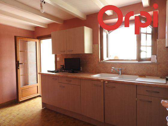 Vente maison 3 pièces 70,5 m2