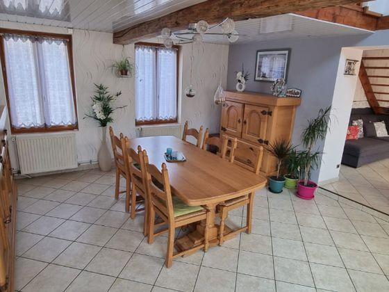Vente maison 5 pièces 155,84 m2