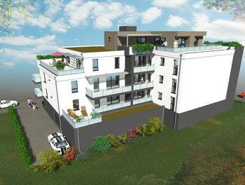 Appartement 3 pièces 66,98 m2