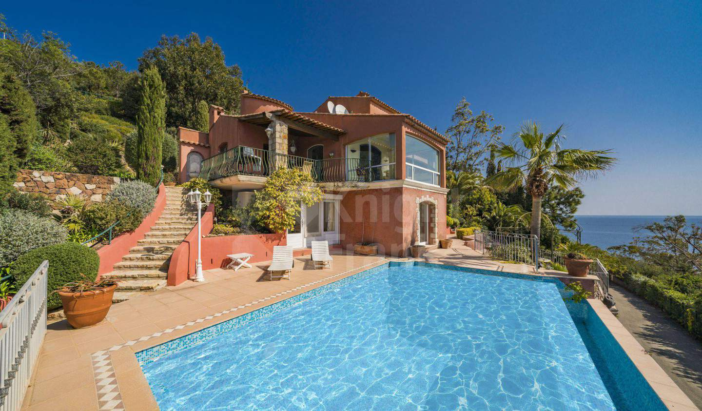 Villa with pool Theoule-sur-mer