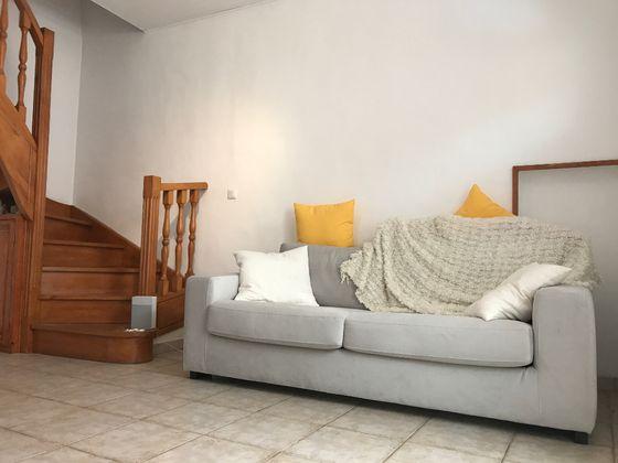 Location maison meublée 3 pièces 52 m2