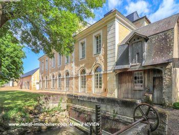 propriété à Château-du-Loir (72)