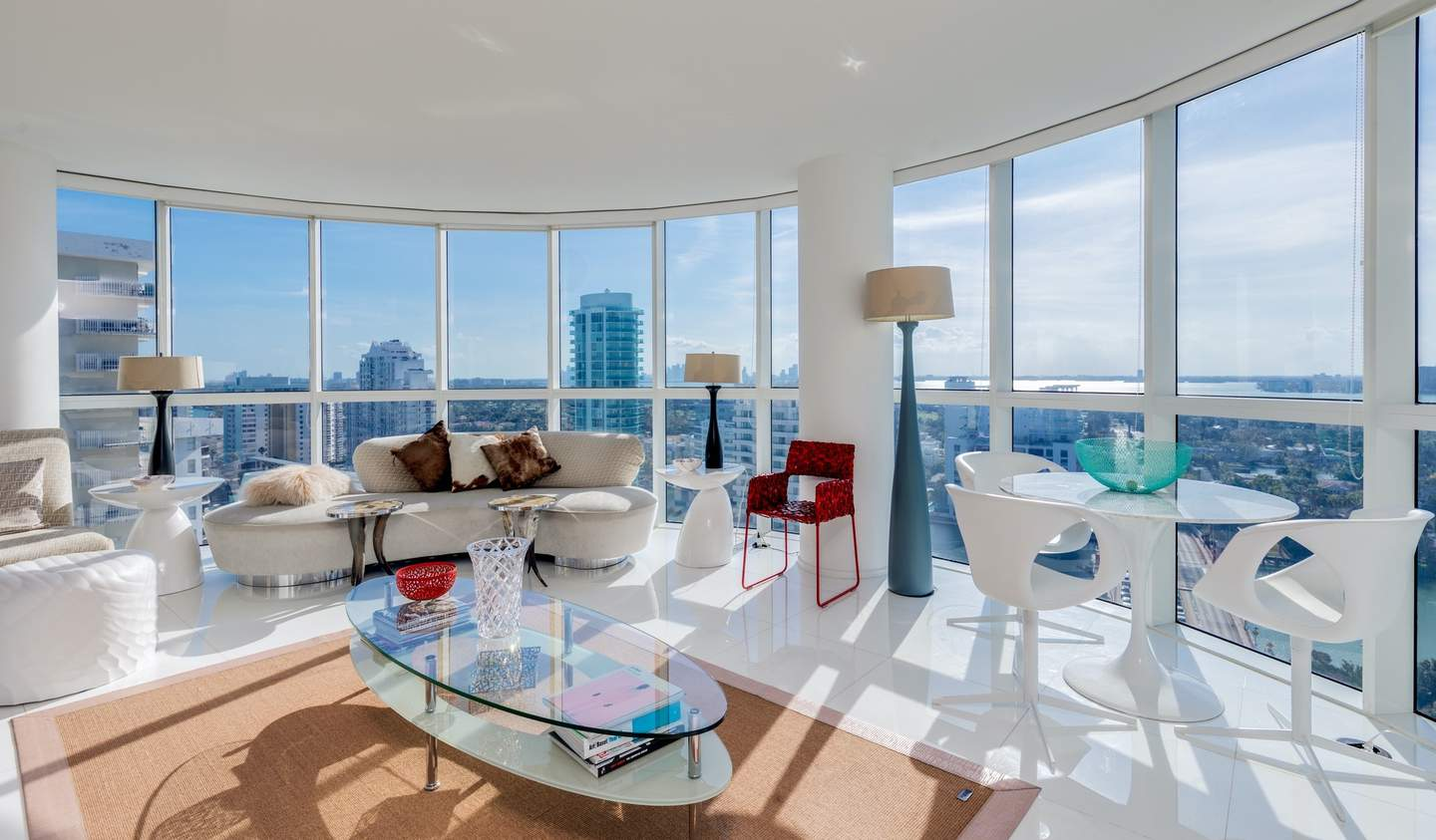 Appartement avec piscine Miami Beach