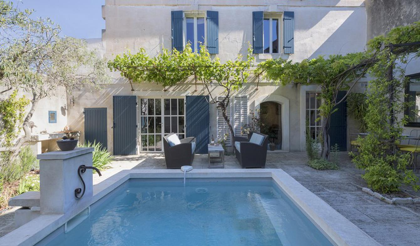 Maison avec piscine Maussane-les-Alpilles