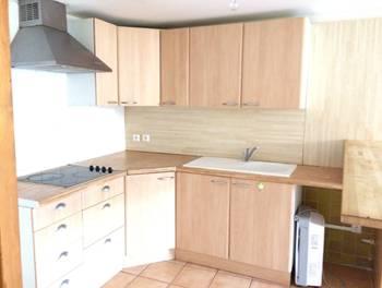 Appartement 2 pièces 44,09 m2