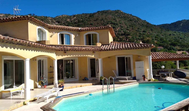 Maison avec piscine Le Lavandou