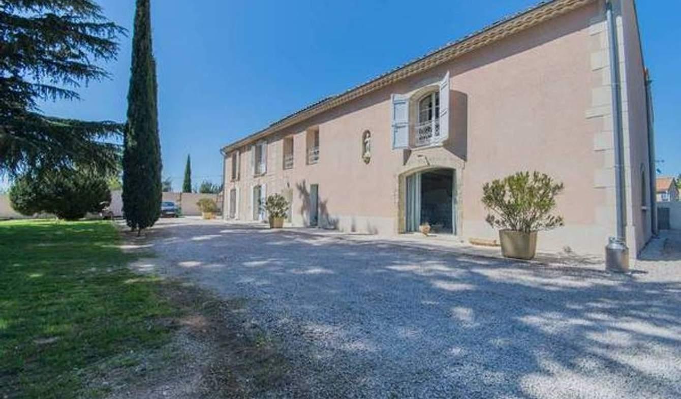 Maison avec piscine et jardin Avignon