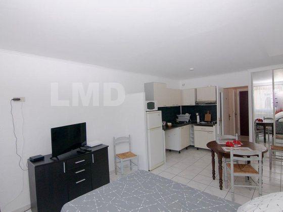 Vente studio 26,56 m2