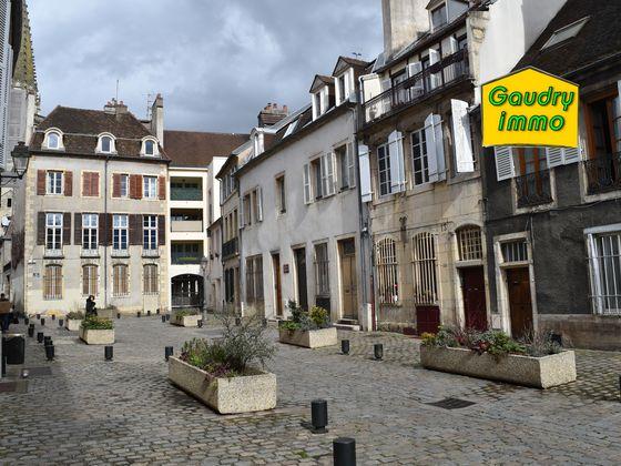 vente Appartement 2 pièces 52 m2 Dijon