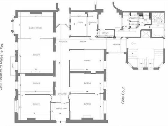 Location loft 7 pièces 214 m2