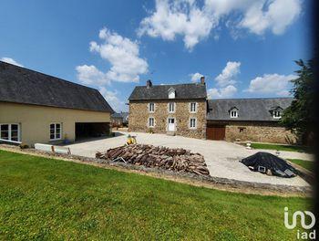 maison à La Barre-de-Semilly (50)