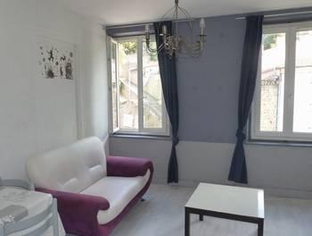 Appartement meublé 2 pièces 32,41 m2