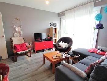 Appartement 2 pièces 49,91 m2