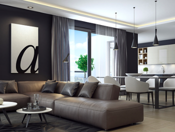 Appartement 4 pièces 76,87 m2