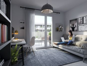 studio à Saint-Jean-d'Illac (33)