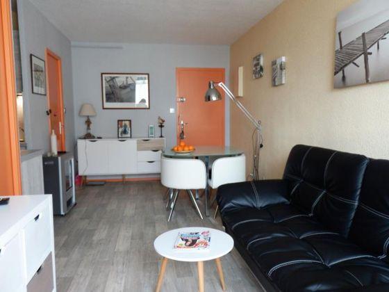 Vente appartement 2 pièces 30,6 m2