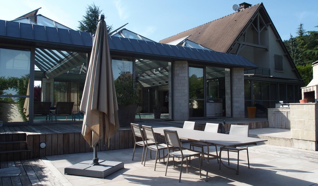 Maison avec piscine et terrasse Beaune