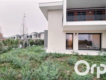 Appartement 5 pièces 107,72 m2