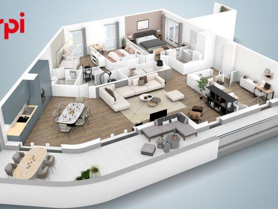 Vente appartement 6 pièces 142,92 m2