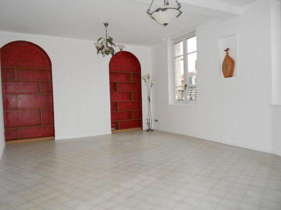 Location appartement 2 pièces 68,91 m2