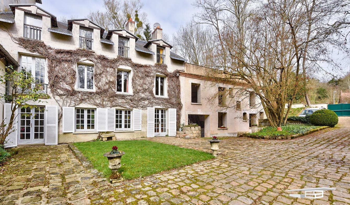 House with terrace Saint-Rémy-lès-Chevreuse