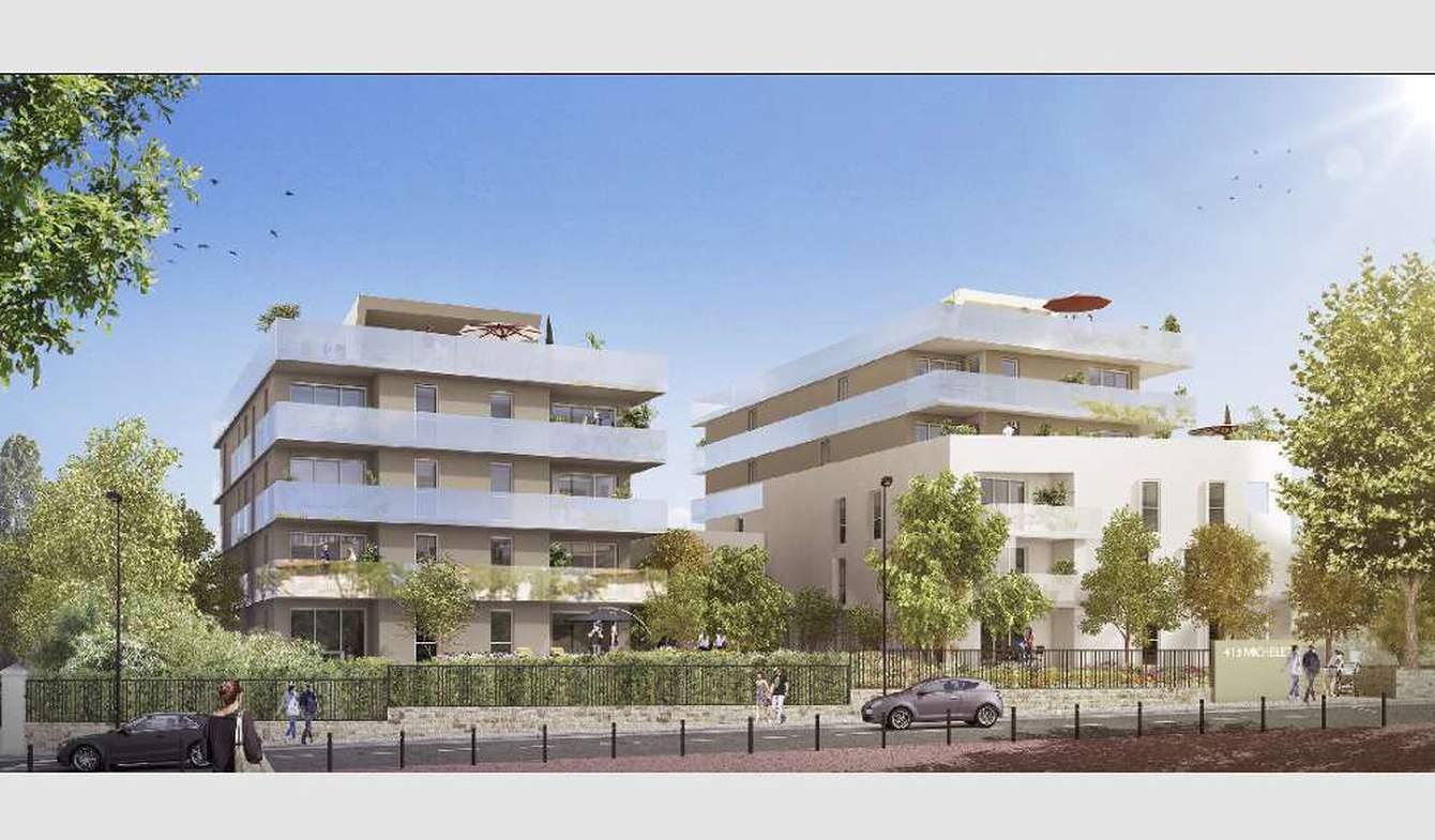 Appartement avec terrasse Marseille 9ème