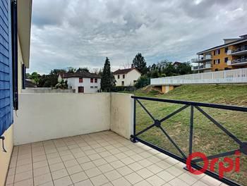 Appartement 4 pièces 61,17 m2