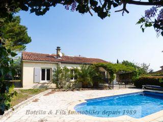 Maison Bagnols-sur-ceze (30200)