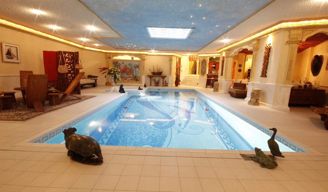 Maison avec piscine et terrasse Carouge