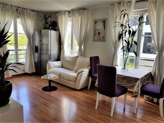 Vente appartement 3 pièces 64,09 m2