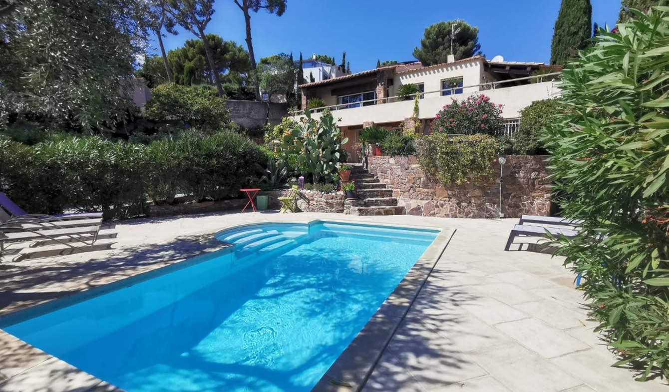 Villa avec terrasse Cassis
