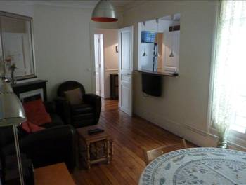 Appartement meublé 3 pièces 52,93 m2