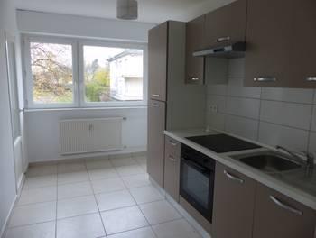 Appartement 2 pièces 58,31 m2