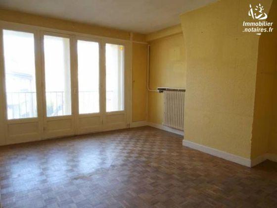 Vente appartement 3 pièces 58,29 m2