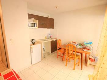 Studio 16,6 m2