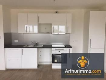 Appartement 3 pièces 60,21 m2