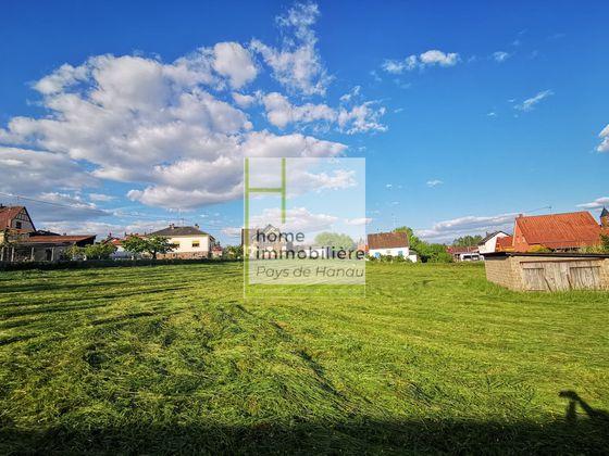 Vente terrain 4915 m2