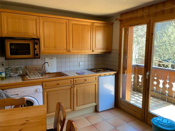 Vente appartement 3 pièces 36,71 m2