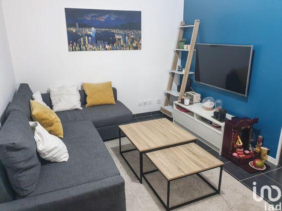 Vente studio 43 m2