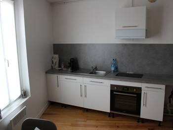 Appartement 2 pièces 24,52 m2