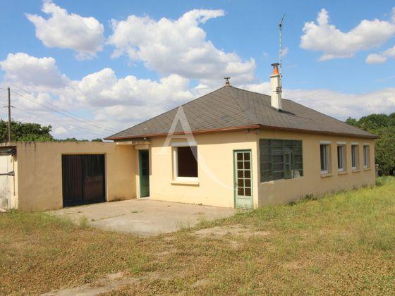 Vente maison 5 pièces 97,58 m2