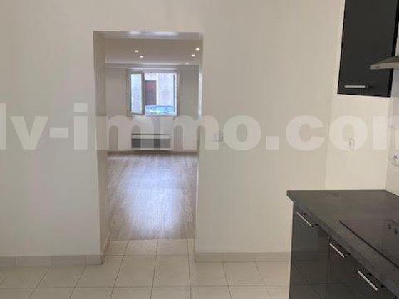 Vente appartement 2 pièces 43,8 m2