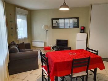Appartement meublé 2 pièces 35,61 m2
